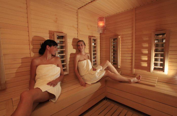 Saune Tradizionali e ad Infrarossi